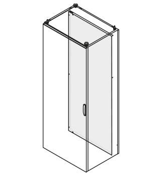 piastra interna armadio elettrico