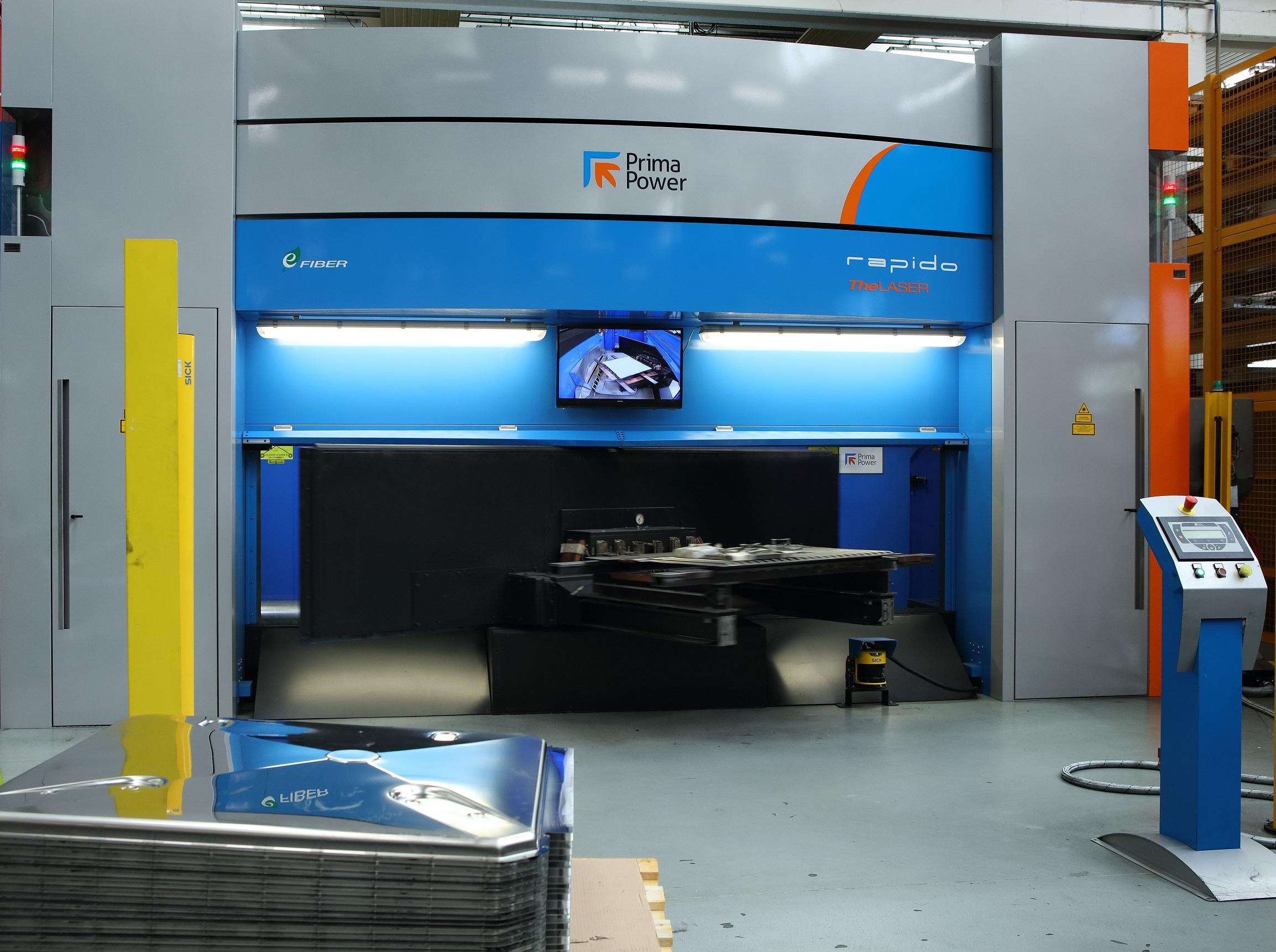 New 3D Laser Cutting Machine